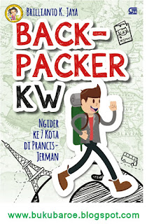 Backpacker KW - Ngider ke 7 Kota di Prancis-Jerman