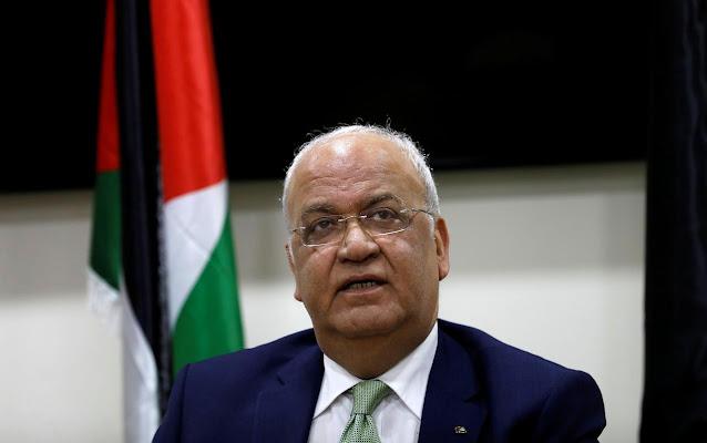فلسطين: وفاة القيادي الفلسطيني صائب عريقات بعد معاناته مع فيروس كورونا
