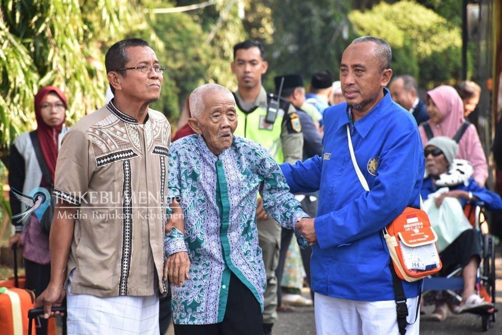 15 Hari Lagi, Jamaah Haji Kloter Sapu Jagad Dijadwalkan Tiba di Kebumen