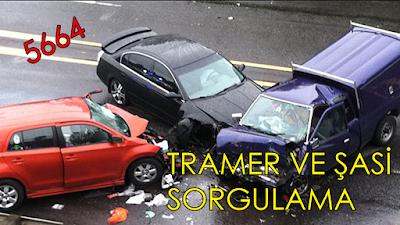 İkinci El Araç Alırken TRAMER, PLAKA, ŞASİ Hasar Sorgulama ve Noter İşlemleri Sonrası Trafik Sigortası Yaptırma İşlemleri