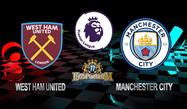 Prediksi West Ham Vs Manchester City 10 Agustus 2019