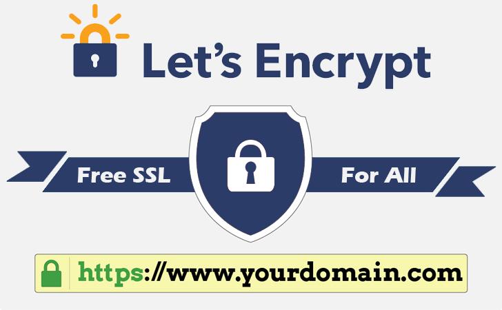 Free SSL/TLS Certificate