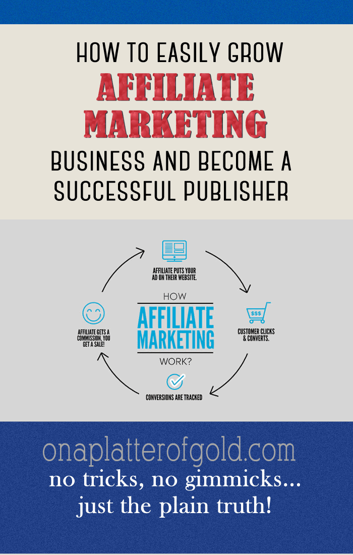 How To Grow Affiliate Marketing Business And Become A Successful Publisher
