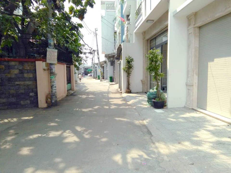 Bán nhà 1 lầu đường Phạm Văn Chiêu phường 8 quận Gò Vấp. DT 4x13m