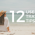 12 Useful TRAVEL Tips From Pinoy Backpackers and Travel Bloggers