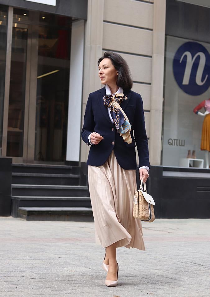 styl klasyczny moda minimalissmo