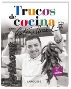 Trucos de cocina Antonio Arrabal