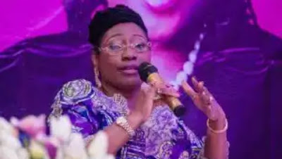 First Lady Of Ekiti State Recounts How She Was Sexually Molested At Age 10