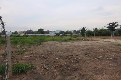 Đất Hóc Môn đường Bùi Thị Nùng