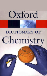 A Dictionary of Chemistry 6th Edition by John Daintith