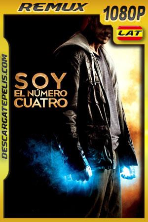 Soy el numero cuatro (2011) 1080p BDRemux Latino – Ingles