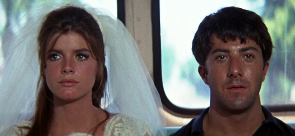 Film Komedi Romantis the graduate