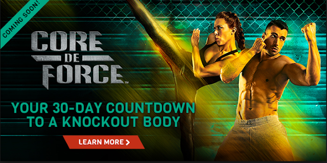 Core De force, top coach, Core de force results, core de force program, Core de force meal plan, core de force workouts, what is core de force, core de force Beachbody