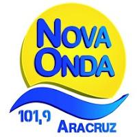 Rádio Nova Onda FM 101,9 de Aracruz ES