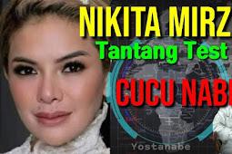 Nikita Mirzani Tantang Test DNA Rizieq