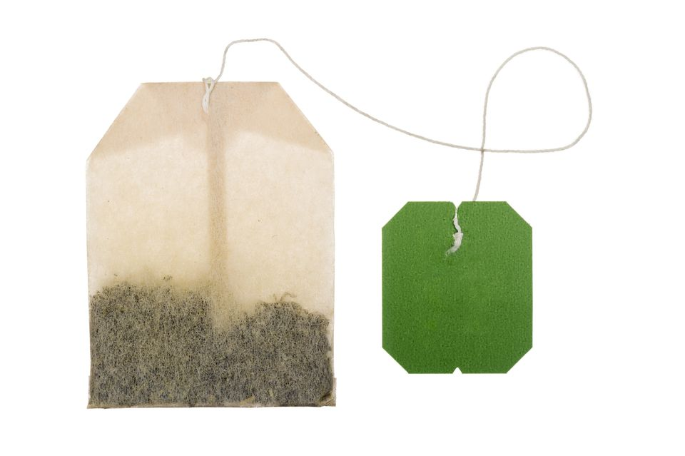 Socket tea bag for dry Holistic Ways