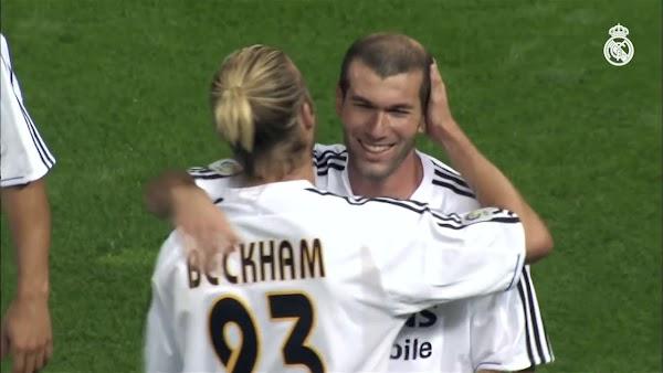 ديفيد بيكهام هو صانع السعادة في ريال مدريد كورة ستار | Kora Star |