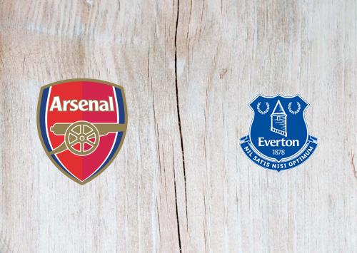 Arsenal vs Everton -Highlights 23 February 2020