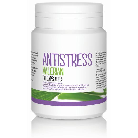 Antistress Valerian (90caps/83mg)