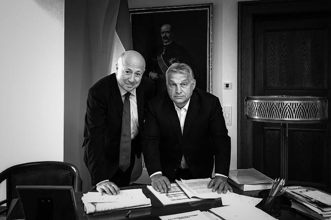 Orbán Viktor így búcsúzik Kriza Ákostól, Miskolc volt polgármesterétől - Fotó!