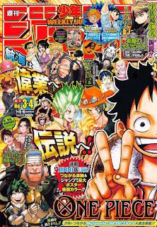 Update! Read Manga One Piece Chapter 998 Full English Subtitles