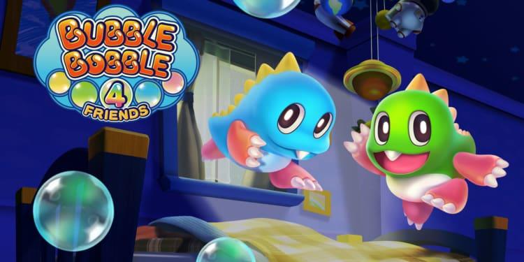 Bubble Bobble 4 Friends: Έρχεται στο PS4