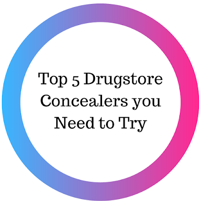 Top 5 Drugstore Concealers you Need to Try