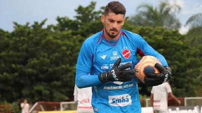 Goleiro Fabricio, volante Bambu e atacante Thalles tem contrato com o Vila Nova até Novembro deste ano, veja situação de outros jogadores!