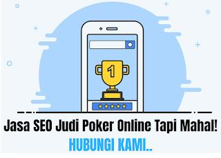 Jasa seo website judi online