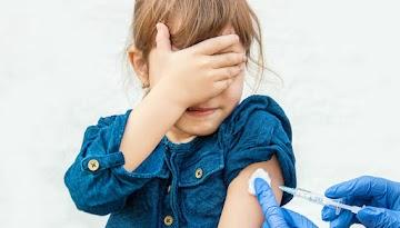 ALERTA: crianças não devem ser vacinadas contra COVID-19