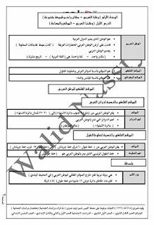 مذكرة تحيا مصر في الدراسات للصف الثاني الاعدادي الترم الاول 2020 للاستاذ وليد نصري