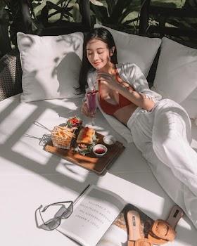 Hot Girl Jun Vũ Sang Chảnh
