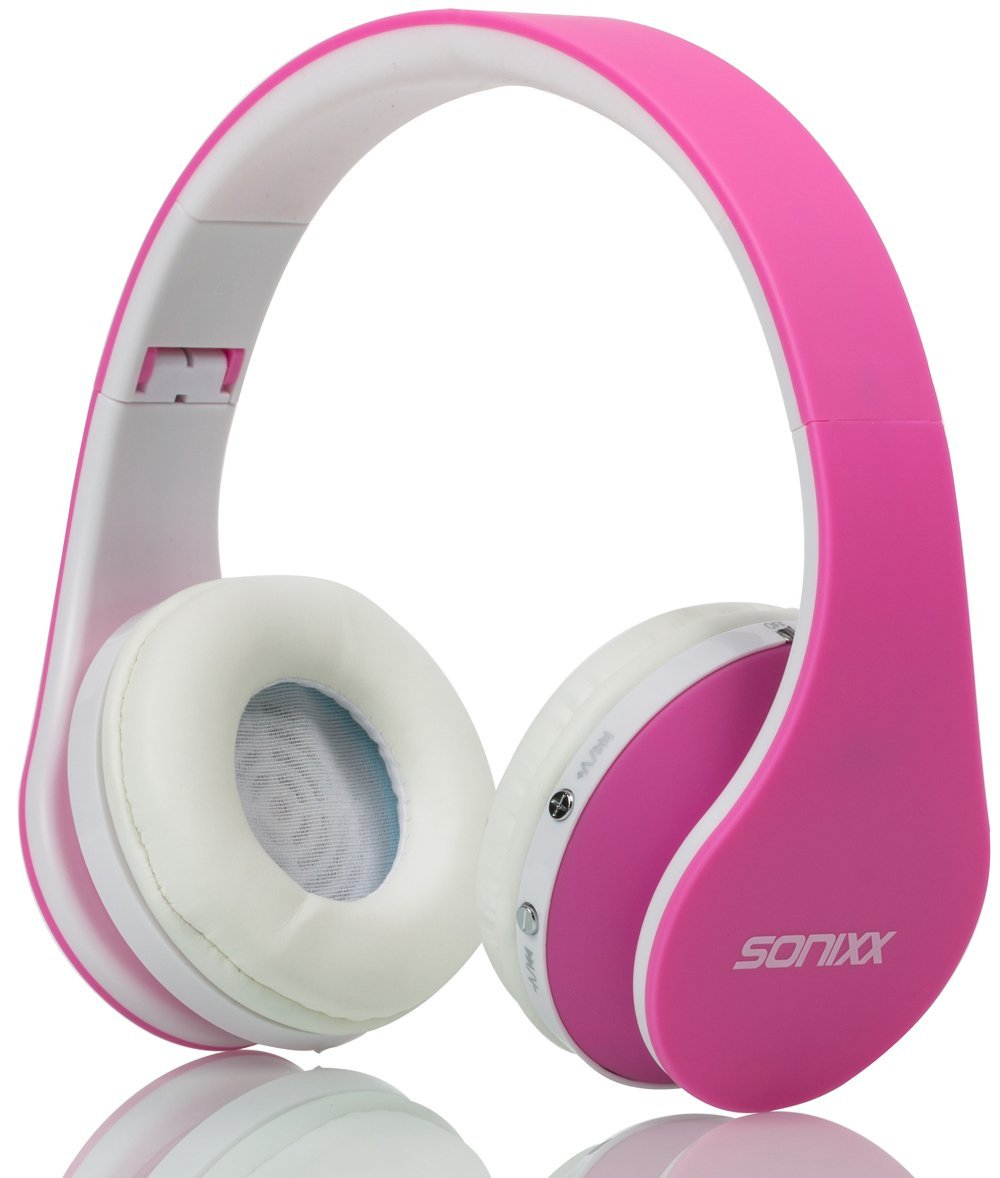 WS Momma Readers Nook: Sonixx BTX1 Kids Bluetooth Headphones