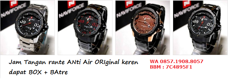 jam tangan anti air ori murah
