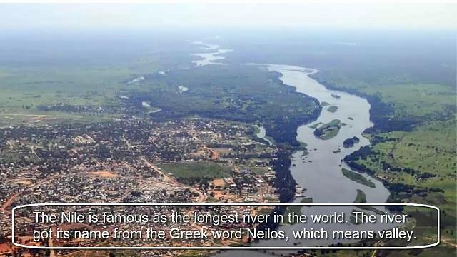 Nile River length