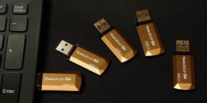 TEAM USBメモリ USB3.0 レビュー