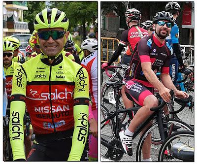 Ciclismo Aranjuez Navalafuente