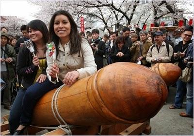 เทศกาลคานามาระ (Kanamara Festival)