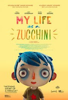 My Life as a Zucchini (2017) - Poster