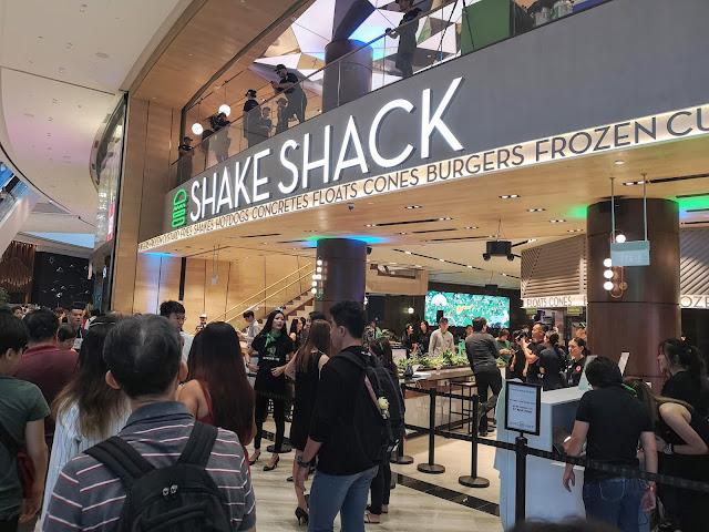 Shake Shack Jewel opening
