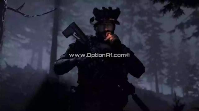 Call of Duty: Modern Warfare for PC كول اوف ديوتي للكمبيوتر