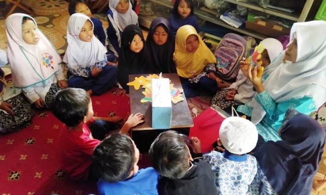 Guru Yang Hebat dan Bertanggung Jawab Tak Akan Keluhkan Pembelajaran Jarak Jauh (PJJ)