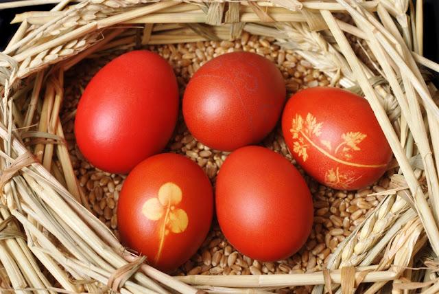 «Οι αυγομαχίες άλλοτε και τώρα και άλλα Ποντιακά Πασχαλινά έθιμα»