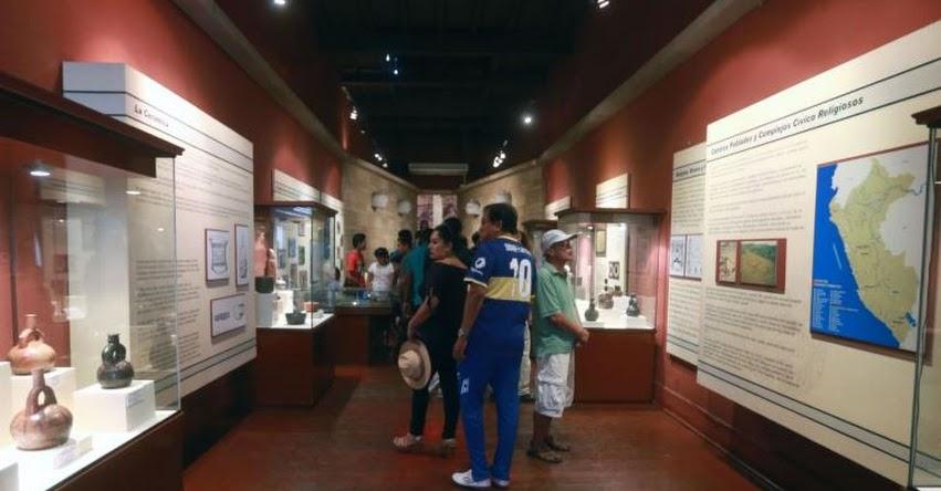 MUSEOS ABIERTOS: Hoy se podrá ingresar gratis a museos y sitios arqueológicos - www.cultura.gob.pe