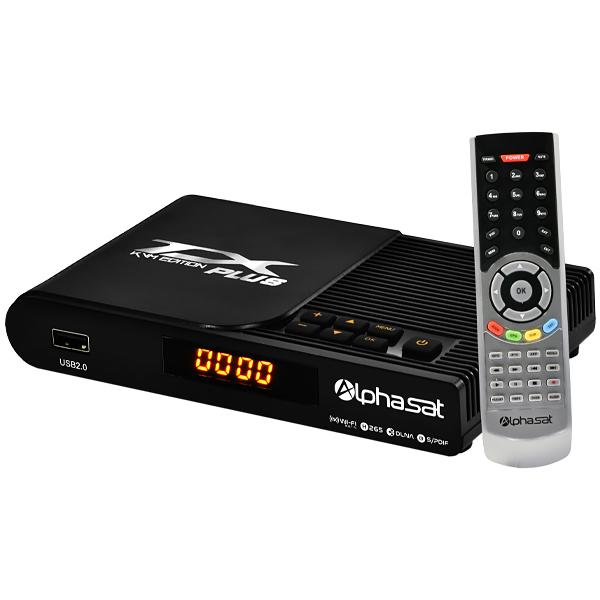 Alphasat TX Plus Atualização V13.07.10.S82 - 12/07/2021