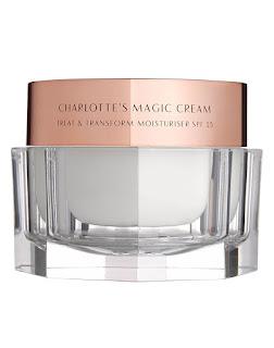 مرطب البشرة - Charlotte Tilbury Charlotte's Magic Cream Treat and Transform Moisturizer