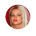Neide (Britney Spears) - Bottons (#BS001) - 3,8 cm