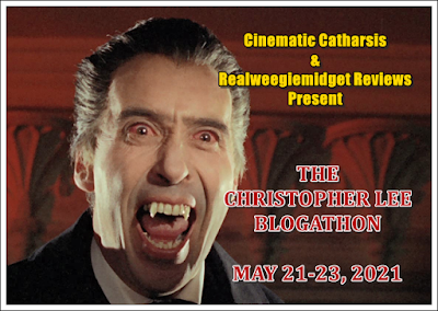 The 2021 Christopher Blogathon hosted by Cinematic Catharsis and RealWeegieMidget Reviews
