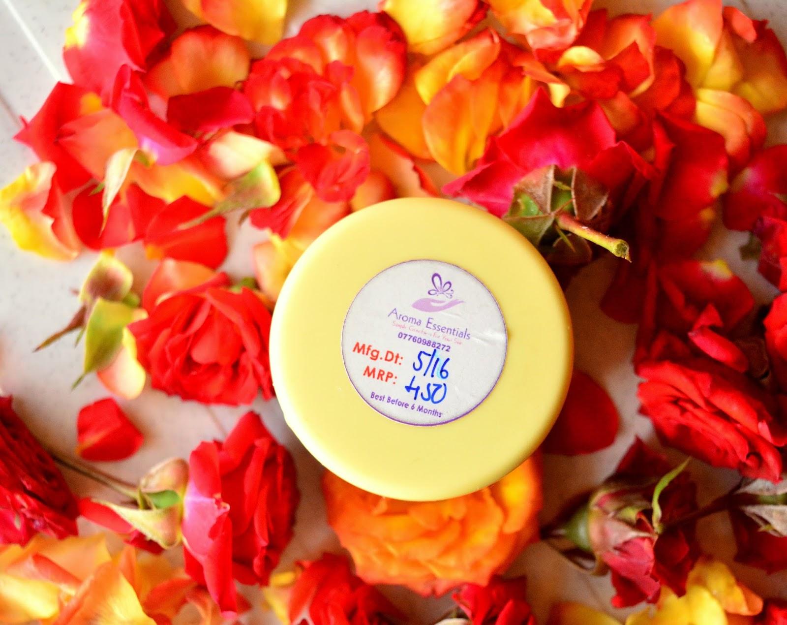 Review | Aroma Essentials Face Masks