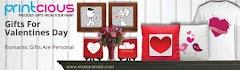 Hadiah Menarik untuk Kekasih daripada Printcious.com